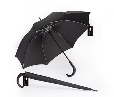 Unbreakable Walking-Stick Umbrella - Premium Model