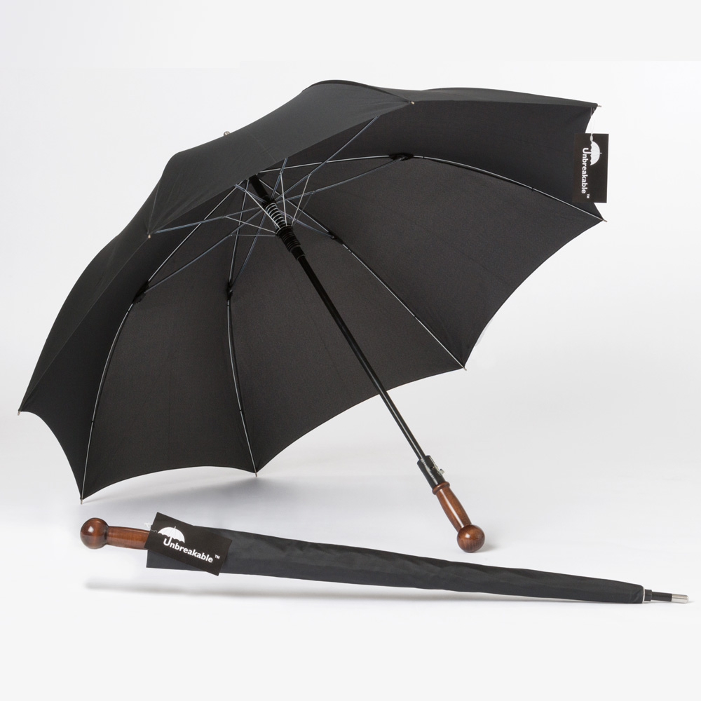 Unbreakable Umbrella The Unbreakable 174 Walking Stick